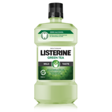 LISTERINE<sup>®</sup> GREEN TEA