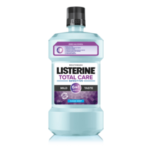 LISTERINE<sup>®</sup> TOTAL CARE SENSITIVE MILD TASTE​